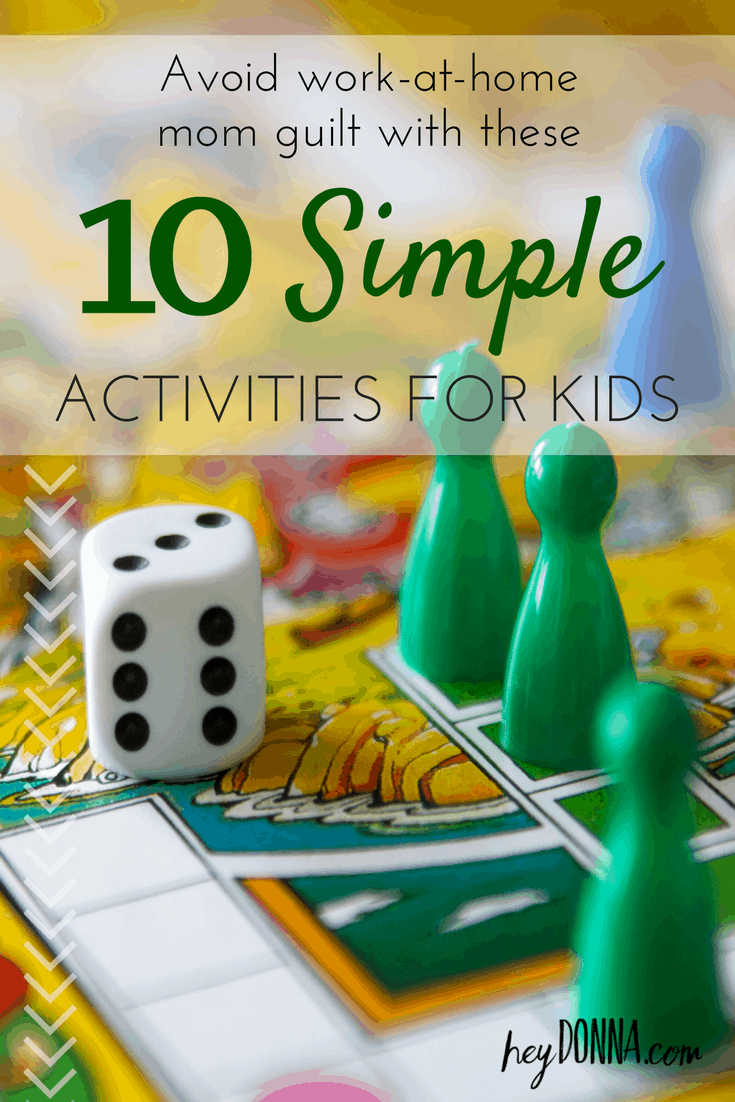 10 Simple Activities for Kids