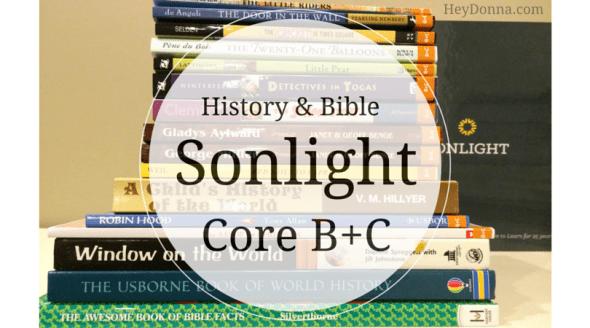 Sonlight-Core-B+C