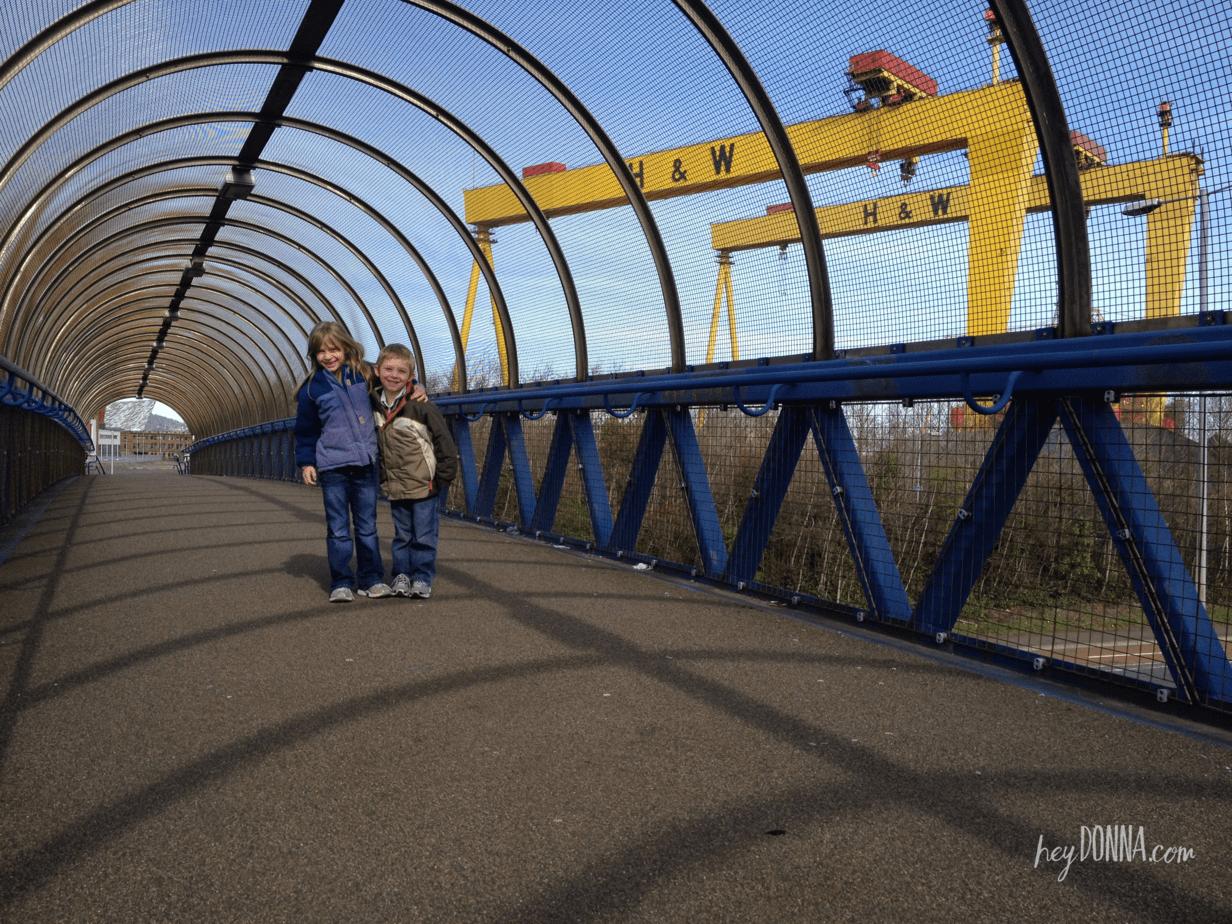 Belfast-bridge
