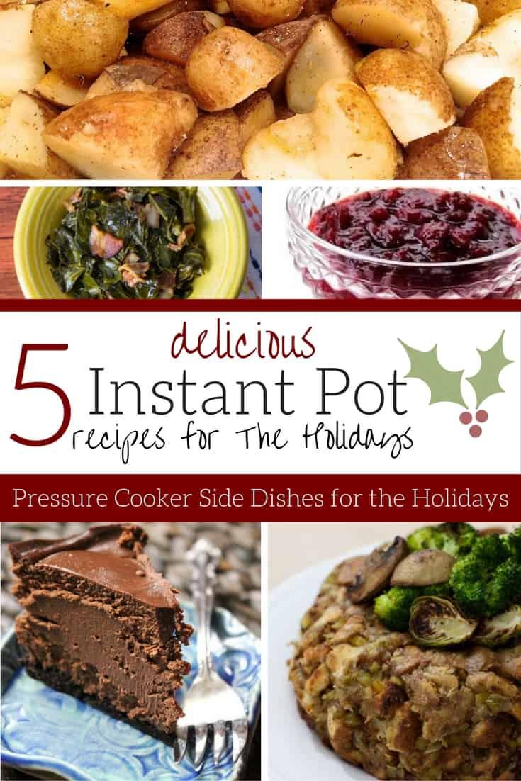 Holiday Instant Pot Recipes