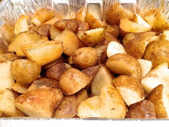 Instant Pot Roasted Potatoes Holiday Instant Pot Recipe