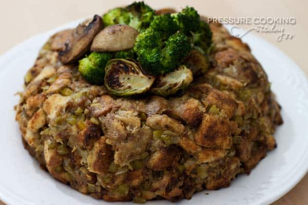 Stuffing Instant Pot Recipe for the holidays