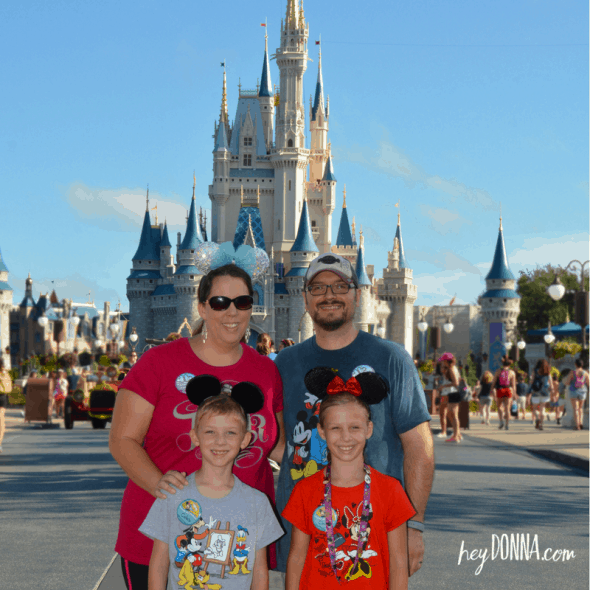 Disney Vacation Scavenger Hunt