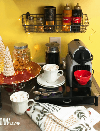 Holiday Coffee Bar