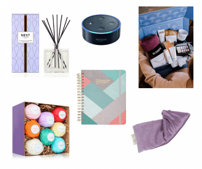 Great gifts for working moms self care