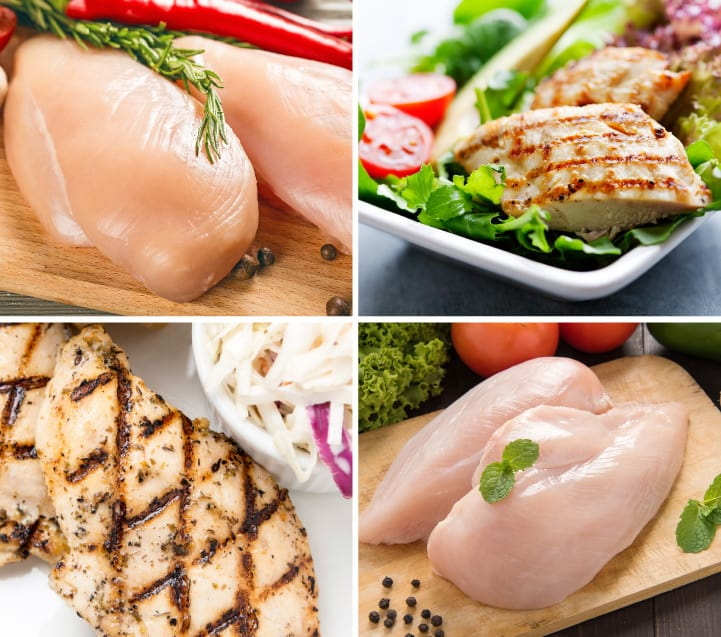 24 Chicken Meals for your Freezer