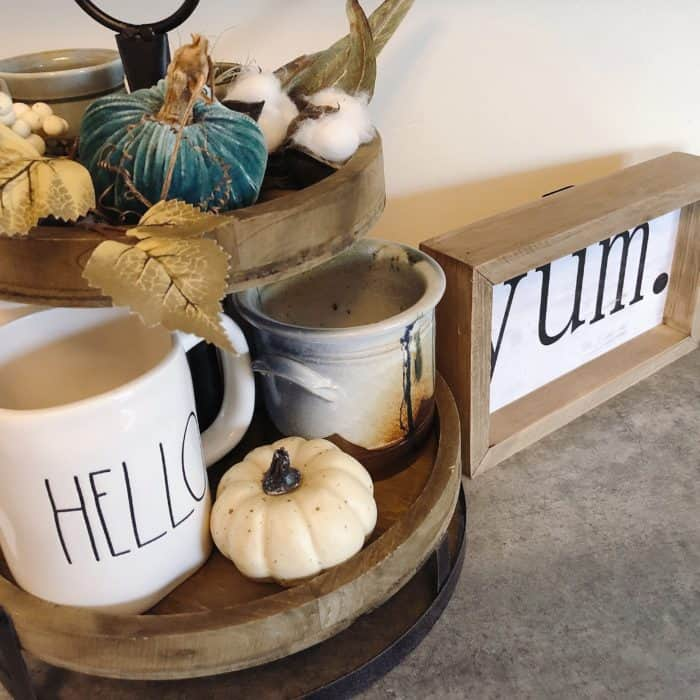 Hobby Lobby fall Decor