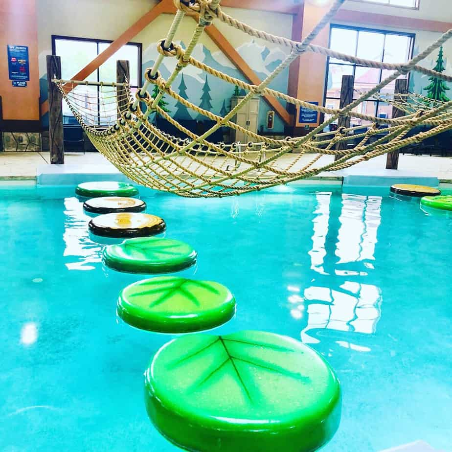 Great Wolf Lodge Lily Pad Pool