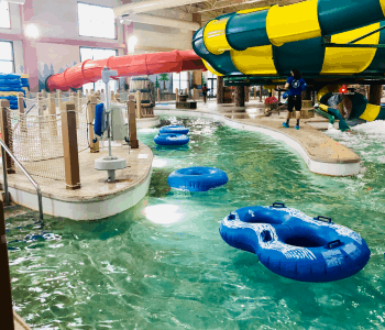 Great Wolf Lodge Indoor Waterpark Lazy River