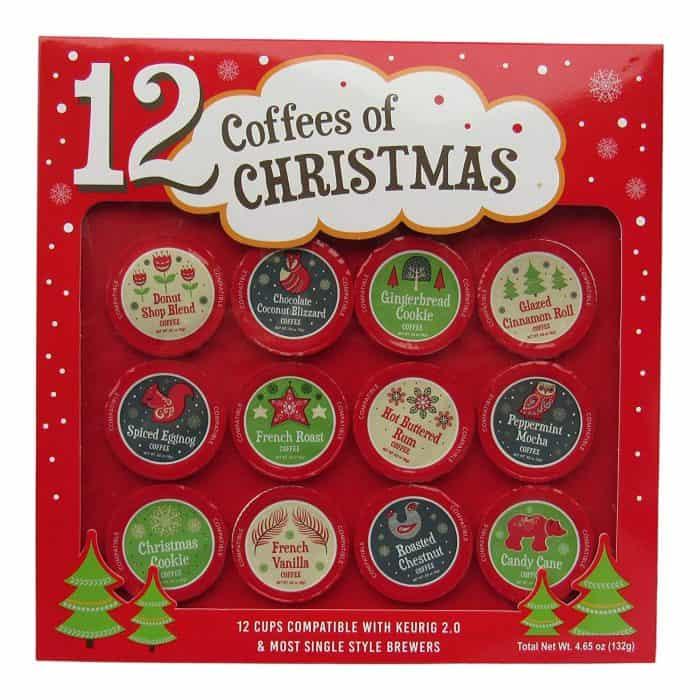Christmas Advent Calendar Gift Guide - Hey Donna
