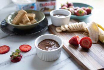 Nutella Dip