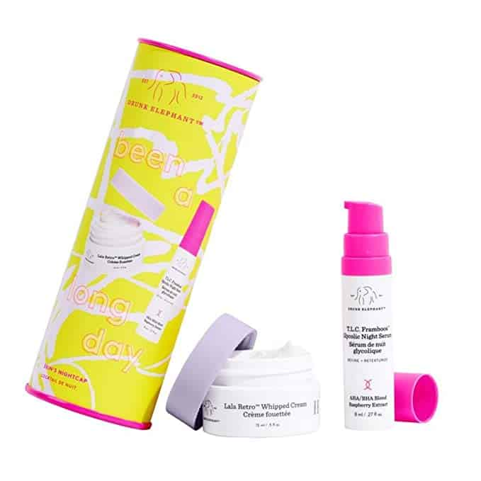 Stocking Stuffer Ideas For Working Moms - Nice skincare from Drunk Elephant company