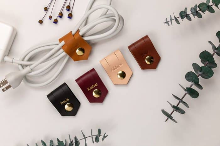 Stocking Stuffer Ideas For Working Moms - Cord Organizers