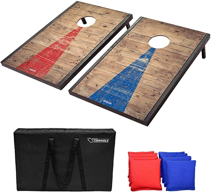 Corn Hole game for teens