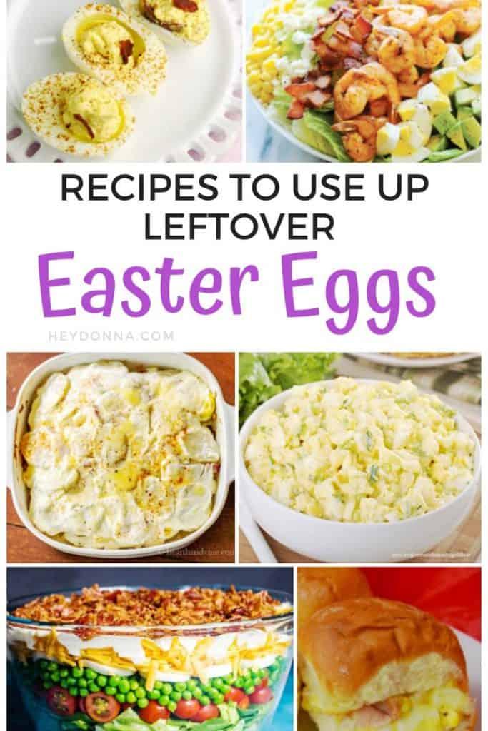 Leftover Hard-boiled Eggs