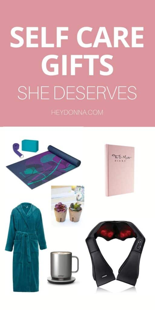 Self care gift ideas for women