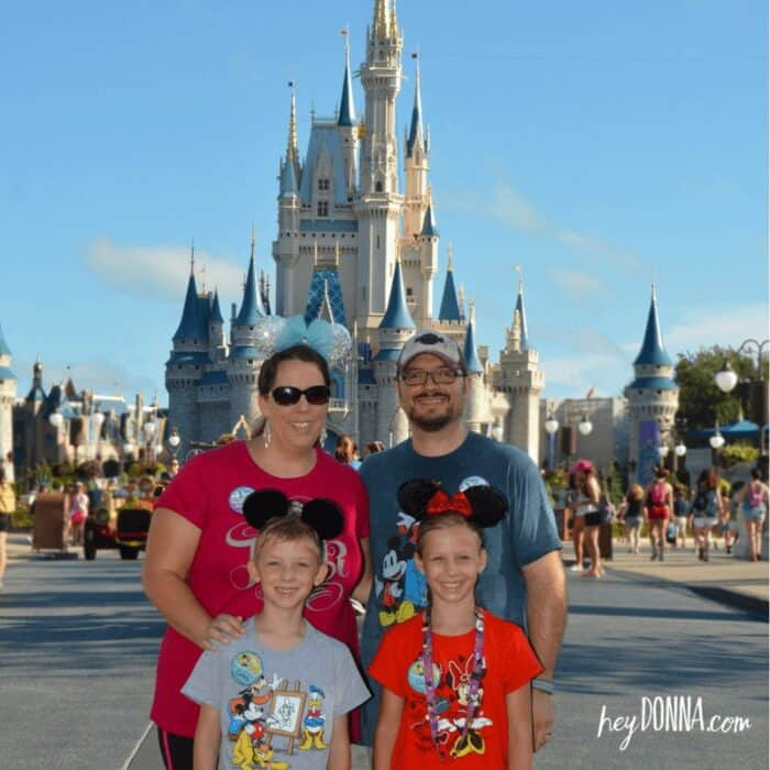 How to surprise kids with a Disney trip